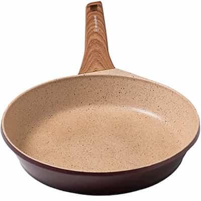 WaxonWare 8 Inch Nonstick Frying Pan