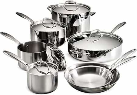 Tramontina Cookware Set for large family