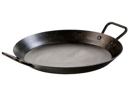 Lodge CRS15 Carbon Steel Skillet
