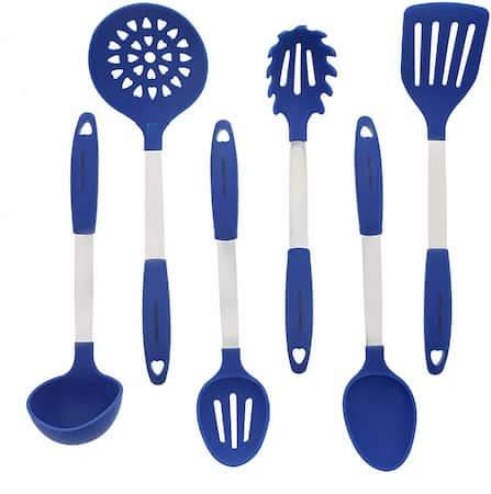 Silicone Heat Resistant utensils set